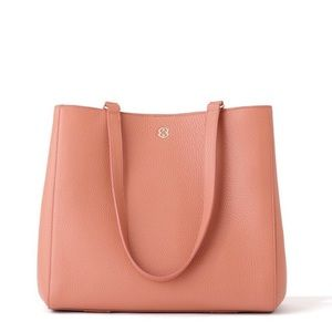 Dagne Dover sienna small allyn laptop tote bag